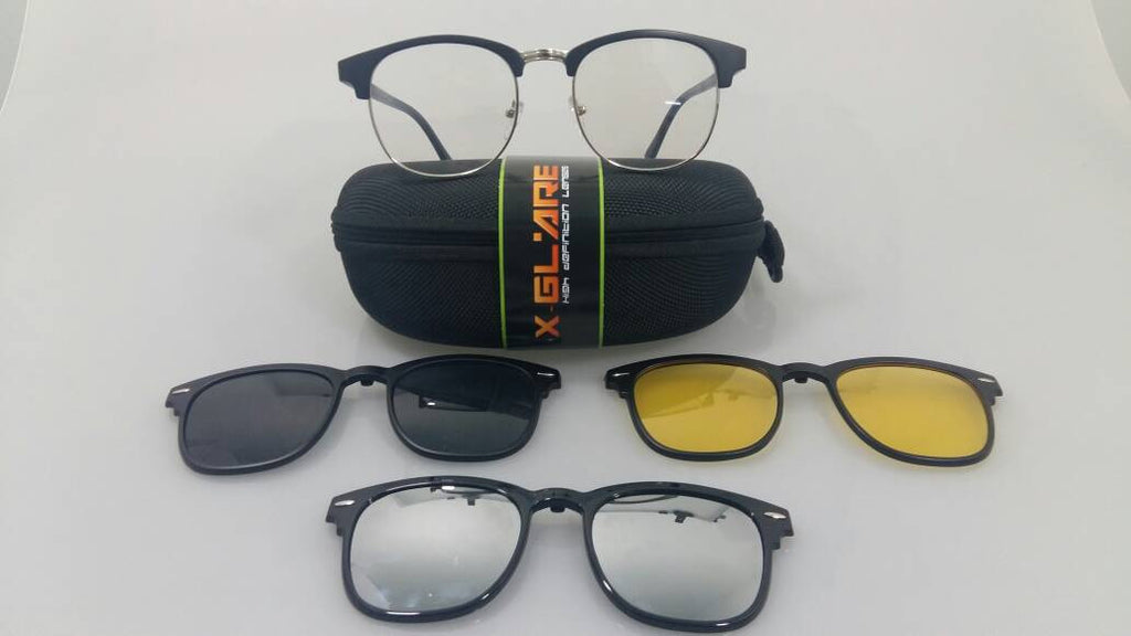 X Glare Basic 3 Lenses By Mir
