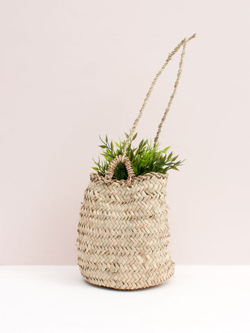Hanging Planters + Wall Baskets