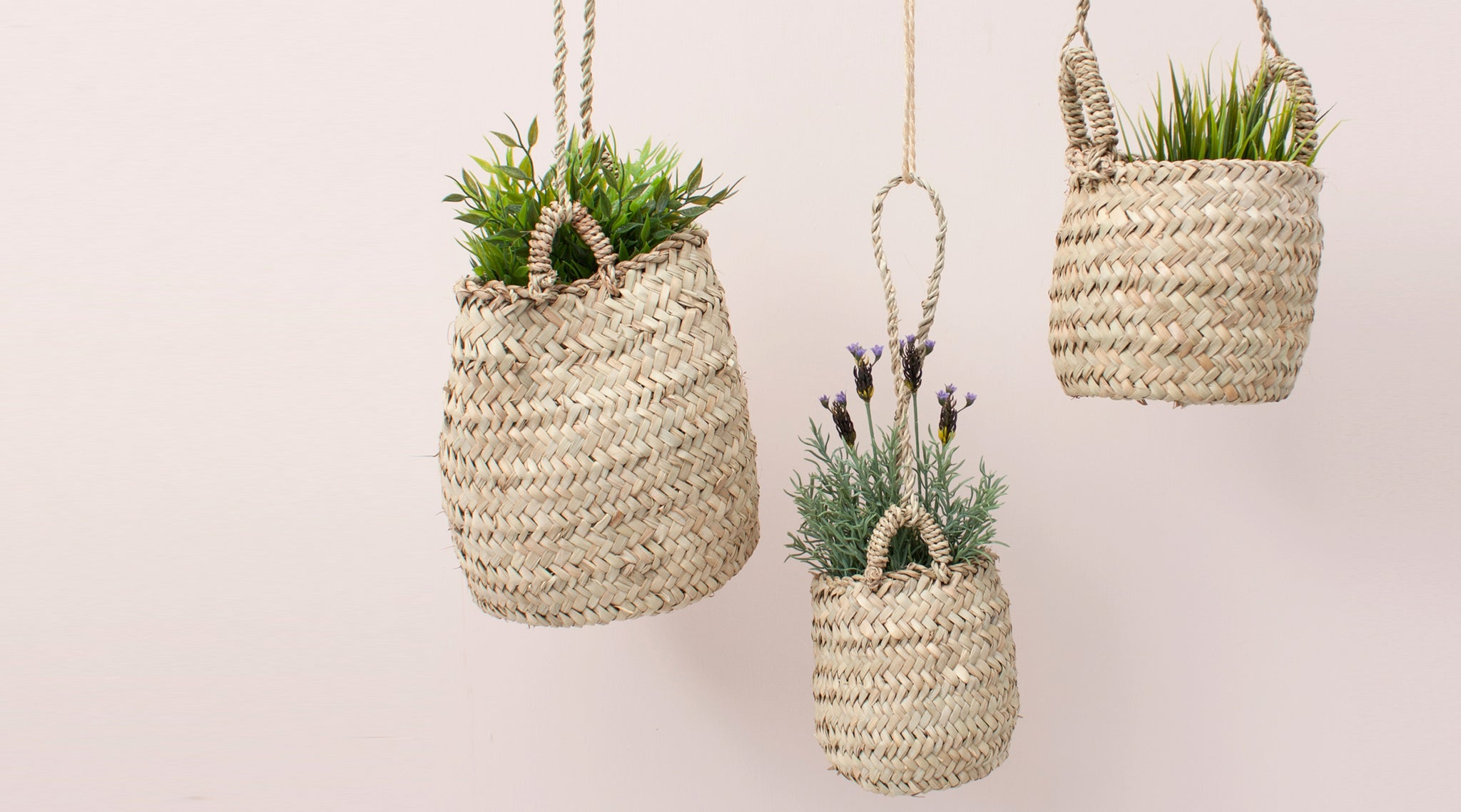 Bohemia Beldi Hanging Baskets