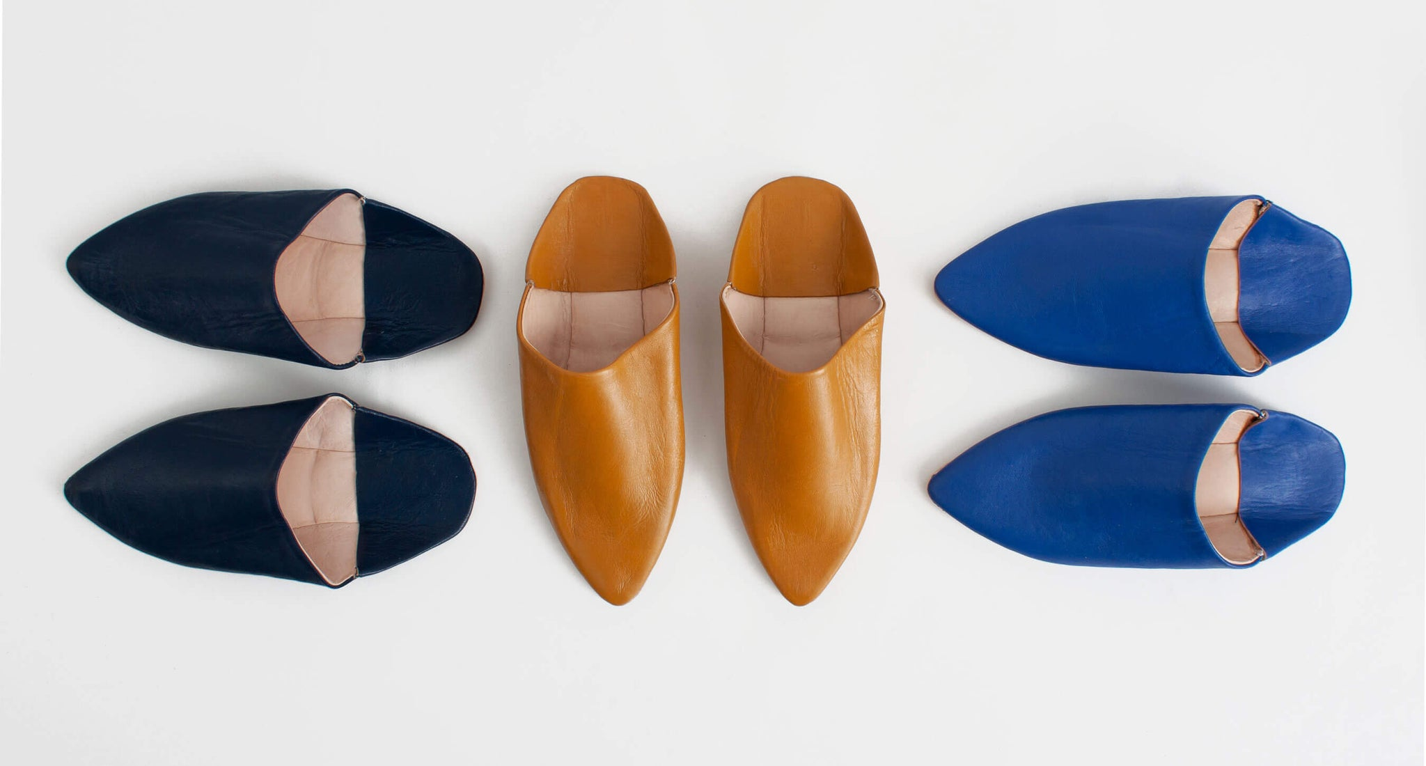 New Arrivals | Classic Pointed Babouche Slippers