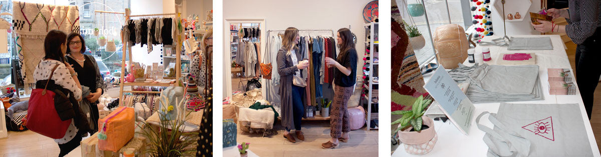 Bohemia Store Spring Workshop Launch