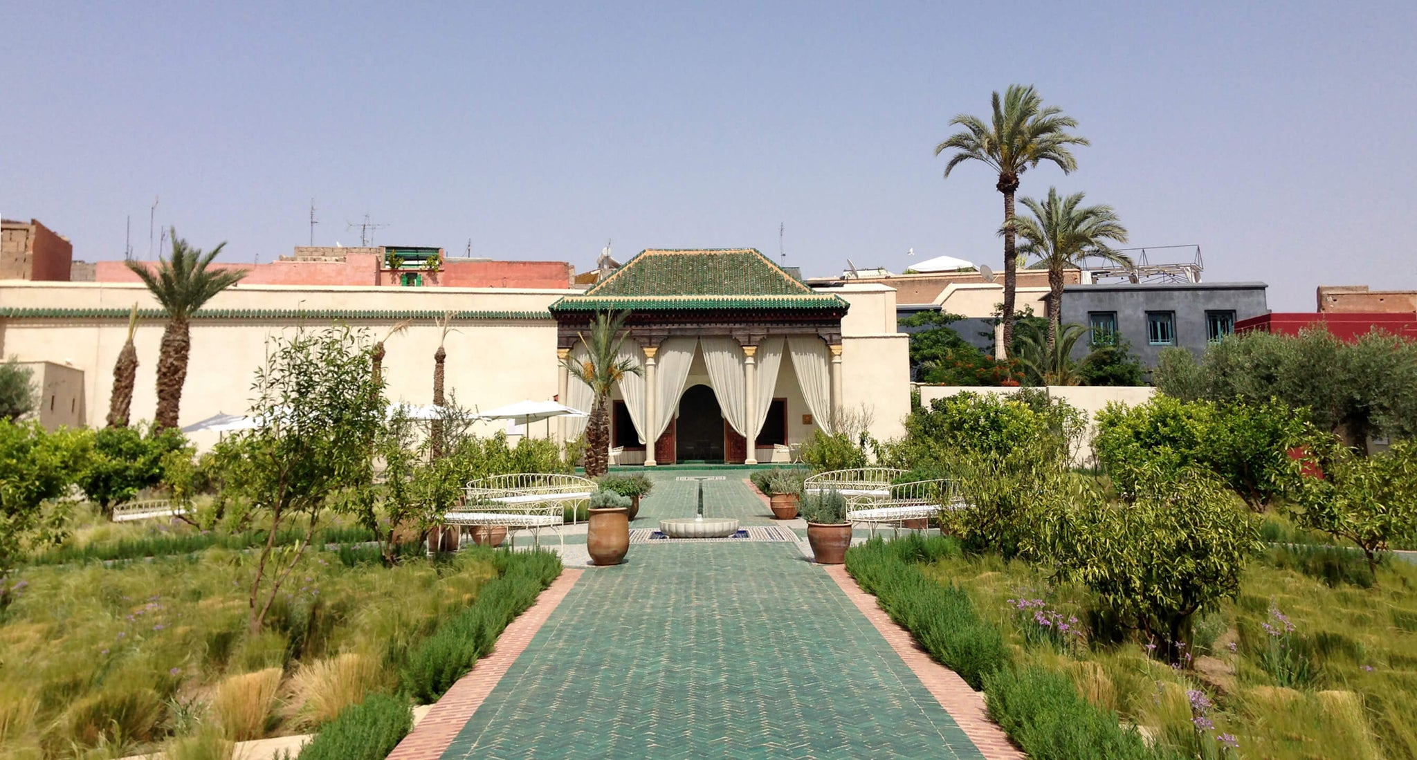 Le Jardin Secret Marrakech Morocco