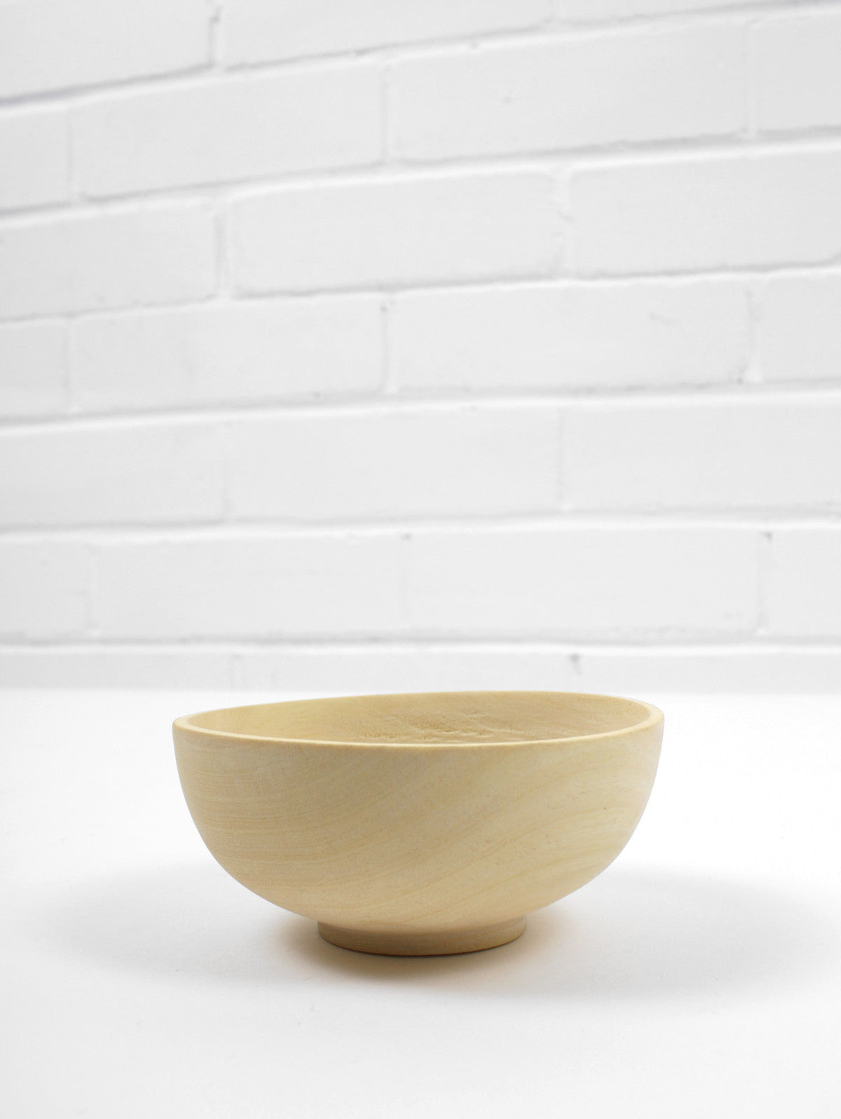 Wood Spice Bowl