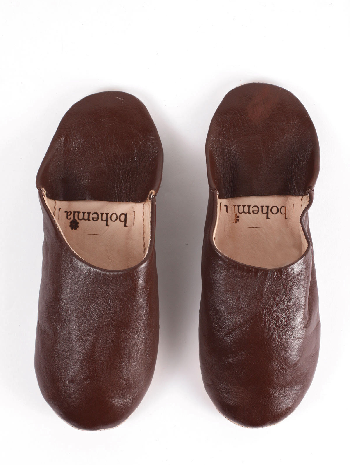 Moroccan Mens Babouche Slippers, Slight Seconds