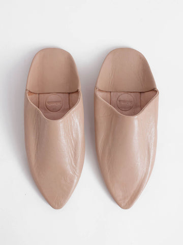 Story New Arrivals | Classic Pointed Babouche Slippers