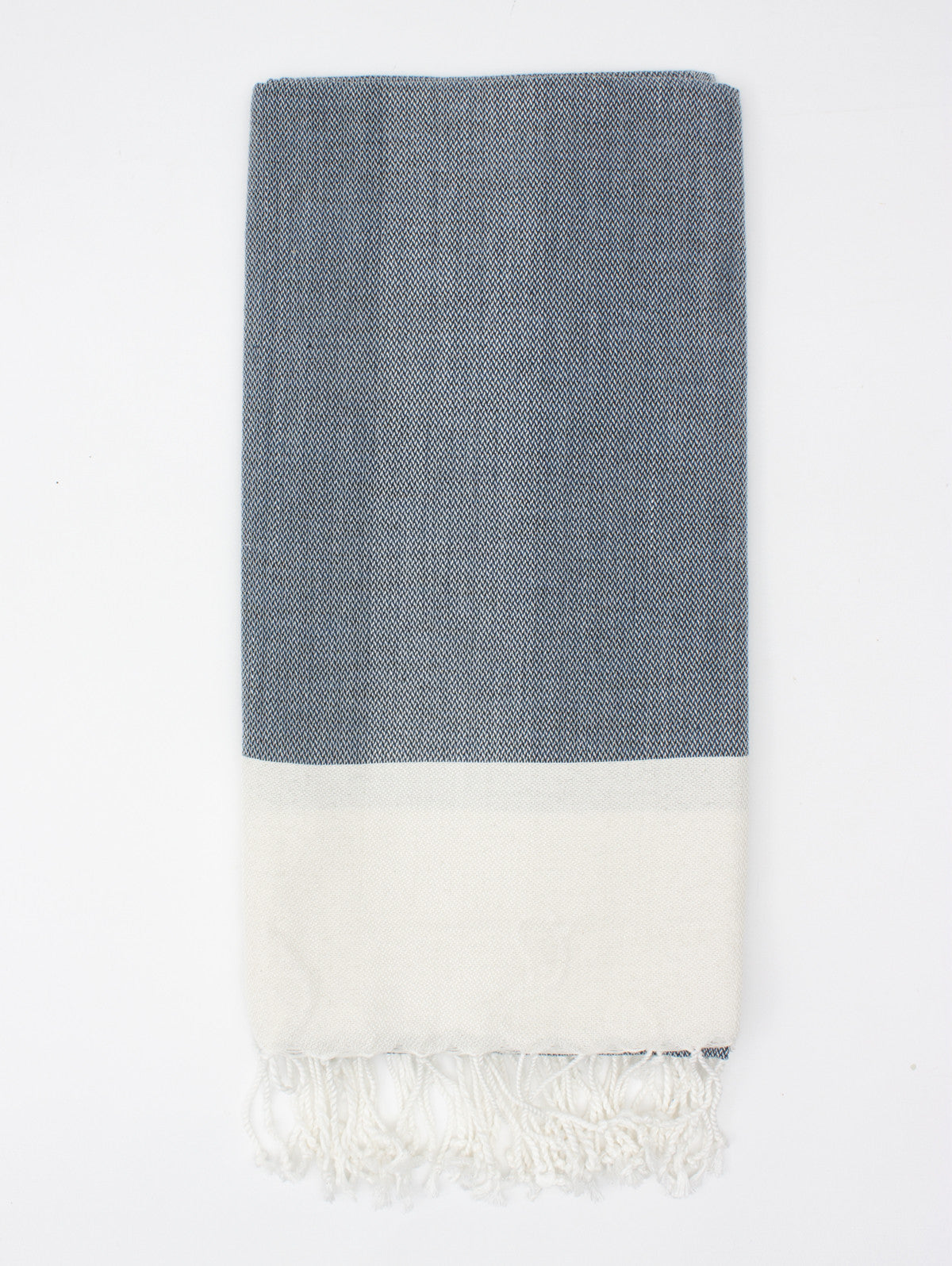 Arizona Hammam Towel, Denim