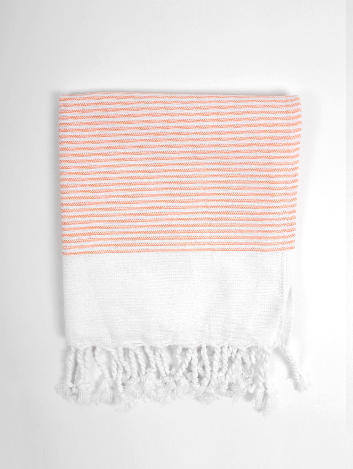 Bondi Baby Hammam Towel, Orange