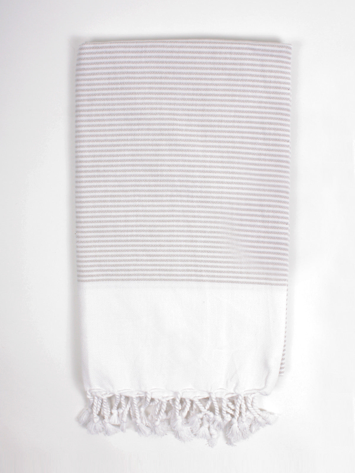Bondi Hammam Towel, Grey