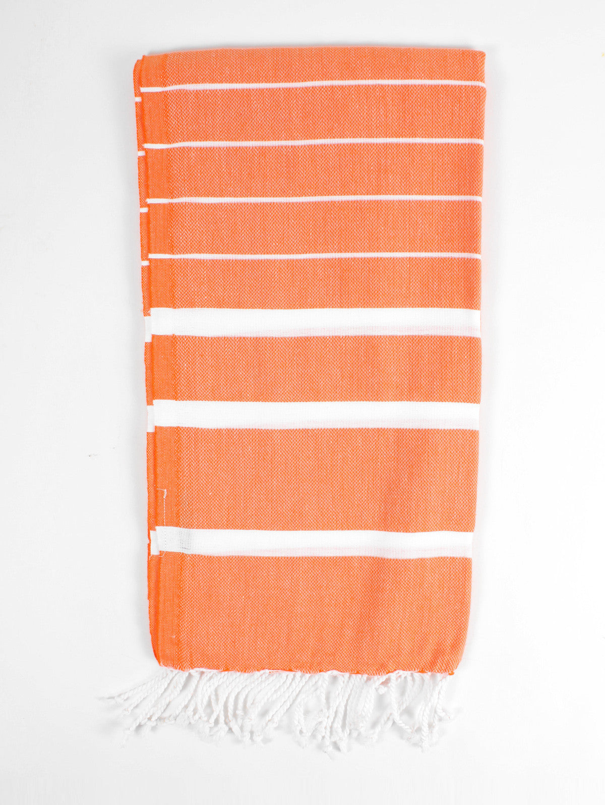 Ibiza Summer Hammam Towel, Orange