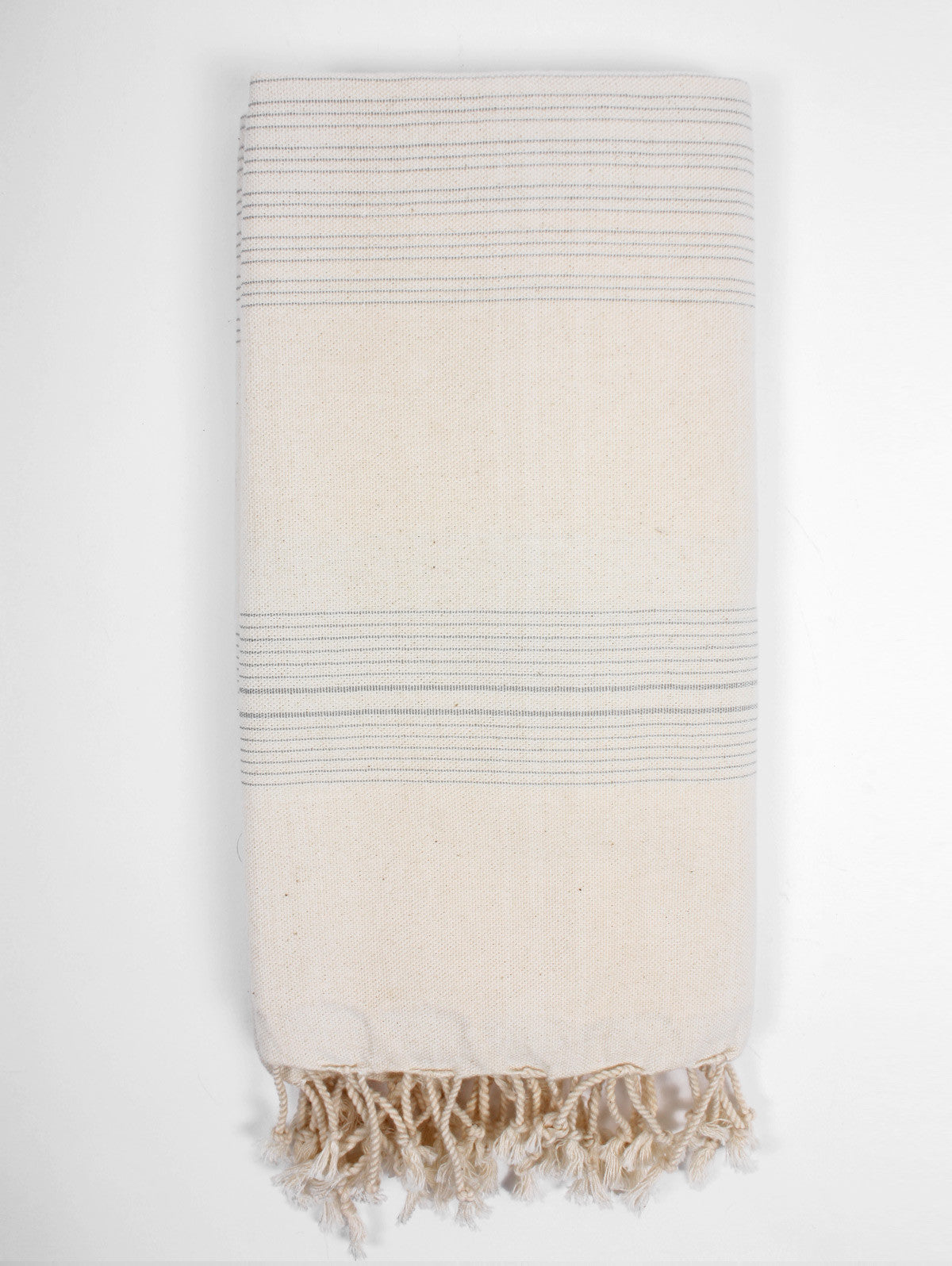 Lamu Hammam Towel, Grey