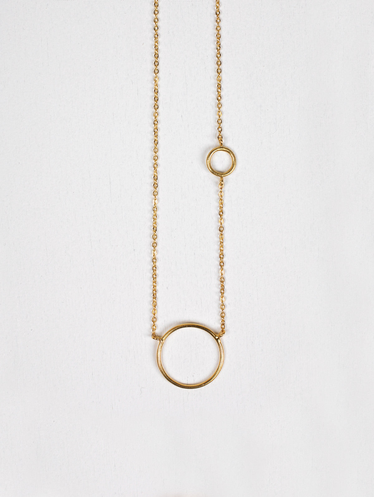 Gold Juno Necklaces