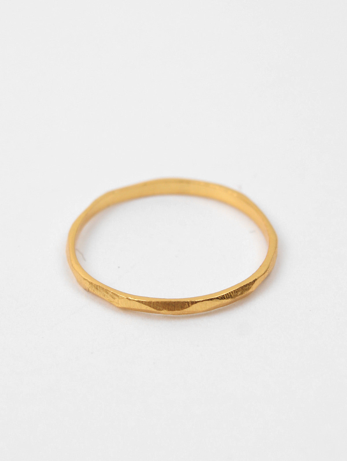 Band Stacking Rings, Gold