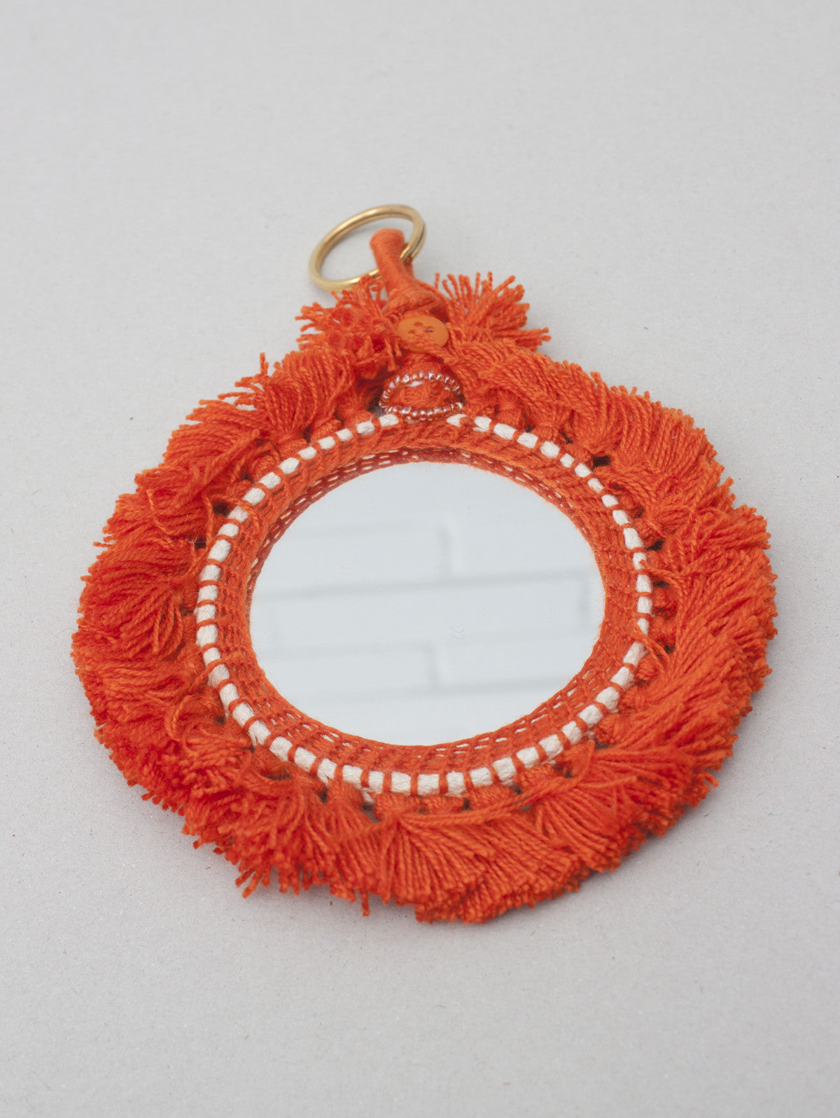 Tassel Mini Mirrors