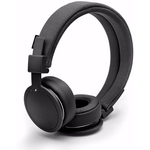 Urbanears Plattan ADV Wireless On-Ear Headphones Black - Urbanears - On-Ear Headphones - ListenExpert Hong Kong Buy Headphones Bluetooth Speakers 購買耳機藍芽喇叭專門店