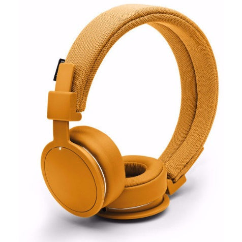 Urbanears Plattan ADV Wireless On-Ear Headphones Bonfire Orange - Urbanears - On-Ear Headphones - ListenExpert Hong Kong Buy Headphones Bluetooth Speakers 購買耳機藍芽喇叭專門店