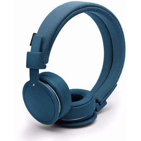 Urbanears Plattan ADV Wireless On-Ear Headphones Indigo - Urbanears - On-Ear Headphones - ListenExpert Hong Kong Buy Headphones Bluetooth Speakers 購買耳機藍芽喇叭專門店