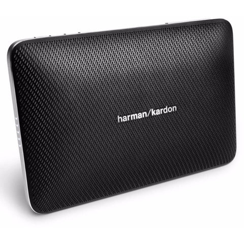 Harman Kardon Esquire 2 Wireless Bluetooth Speaker 無線藍芽喇叭音箱 - Black - Harman Kardon - Bluetooth Speaker - ListenExpert Hong Kong Buy Headphones Bluetooth Speakers 購買耳機藍芽喇叭專門店
