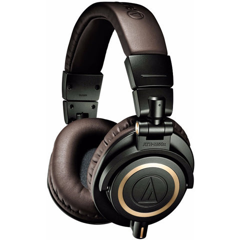 Audio-Technica ATH-M50xDG Limited Edition Monitor Headphones 頭戴式耳機 - Dark Green - Audio-Technica - Over-Ear Headphones - ListenExpert Hong Kong Buy Headphones Bluetooth Speakers 購買耳機藍芽喇叭專門店