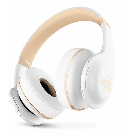JBL Everest Elite 300 Active Noise Cancelling Wireless On-Ear Headphones 降噪藍芽無線貼耳式耳機 - White - JBL - On-Ear Headphones - ListenExpert Hong Kong Buy Headphones Bluetooth Speakers 購買耳機藍芽喇叭專門店