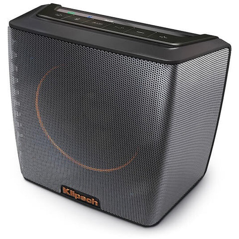 Klipsch Groove Portable Bluetooth Speaker - Klipsch - Bluetooth Speaker - ListenExpert Hong Kong Buy Headphones Bluetooth Speakers 購買耳機藍芽喇叭專門店