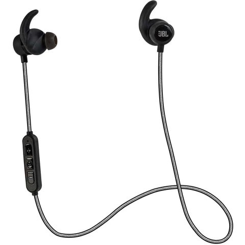 JBL Reflect Mini BT Wireless Sport In-Ear Headphones 藍芽無線運動型入耳式耳機 - Black - JBL - In-Ear Headphones - ListenExpert Hong Kong Buy Headphones Bluetooth Speakers 購買耳機藍芽喇叭專門店
