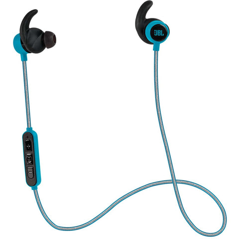 JBL Reflect Mini BT Wireless Sport In-Ear Headphones 藍芽無線運動型入耳式耳機 - Teal Green - JBL - In-Ear Headphones - ListenExpert Hong Kong Buy Headphones Bluetooth Speakers 購買耳機藍芽喇叭專門店