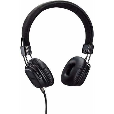 Marshall Major II On-Ear Headphones 頭戴式耳機 - Pitch Black - Marshall - On-Ear Headphones - ListenExpert Hong Kong Buy Headphones Bluetooth Speakers 購買耳機藍芽喇叭專門店