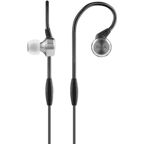 RHA MA750 Noise Isolating Premium In-Ear Headphone 入耳式耳機 - RHA - In-Ear Headphones - ListenExpert Hong Kong Buy Headphones Bluetooth Speakers 購買耳機藍芽喇叭專門店