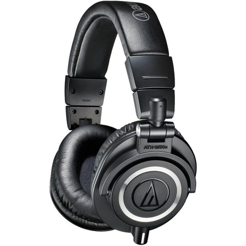 Audio-Technica ATH-M50x Monitor Headphones 頭戴式耳機 - Black 3
