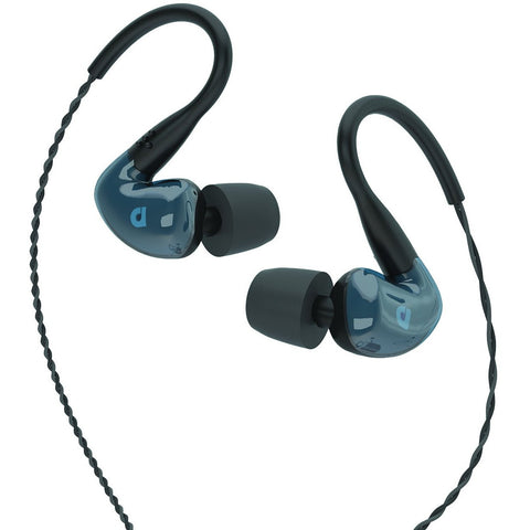 Audiofly AF180 Quad BA Driver In-Ear Headphones 四動鐵單元可換線入耳式耳機 - Blue - Audiofly - In-Ear Headphones - ListenExpert Hong Kong Buy Headphones Bluetooth Speakers 購買耳機藍芽喇叭專門店