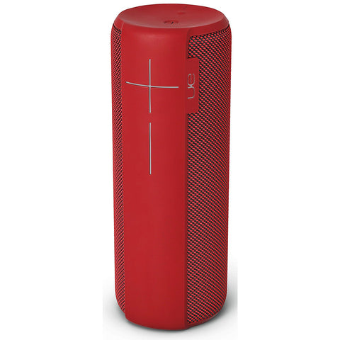UE Megaboom Waterproof Shockproof Wireless Portable Bluetooth Speaker 防水防震藍芽喇叭 - Red - Ultimate Ears - Bluetooth Speaker - ListenExpert Hong Kong Buy Headphones Bluetooth Speakers 購買耳機藍芽喇叭專門店