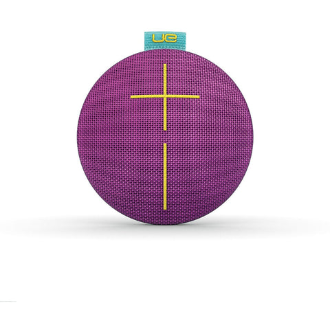 UE Roll 2 Waterproof Wireless Portable Bluetooth Speaker 防水藍芽喇叭 - Purple - Ultimate Ears - Bluetooth Speaker - ListenExpert Hong Kong Buy Headphones Bluetooth Speakers 購買耳機藍芽喇叭專門店
