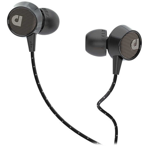 Audiofly AF56 In-Ear Headphones w/Clear-Talk Mic 入耳式耳機連咪 - Black - Audiofly - In-Ear Headphones - ListenExpert Hong Kong Buy Headphones Bluetooth Speakers 購買耳機藍芽喇叭專門店