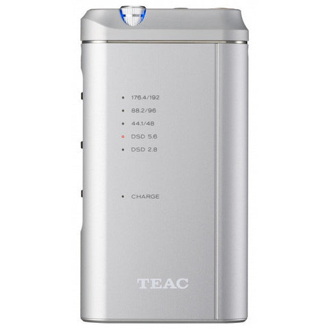 TEAC HA-P5 Portable Headphone Amplifier w/ USB DAC 隨身DAC耳擴 - TEAC - Headphone Amplifier - ListenExpert Hong Kong Buy Headphones Bluetooth Speakers 購買耳機藍芽喇叭專門店