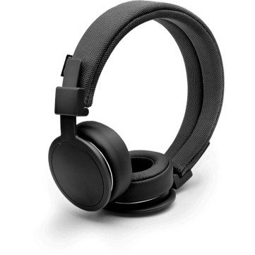 Urbanears Plattan ADV On-Ear Headphones Black - Urbanears - On-Ear Headphones - ListenExpert Hong Kong Buy Headphones Bluetooth Speakers 購買耳機藍芽喇叭專門店
