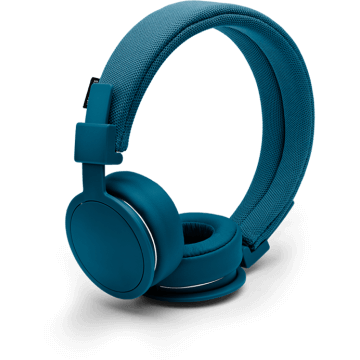 Urbanears Plattan ADV On-Ear Headphones Indigo - Urbanears - On-Ear Headphones - ListenExpert Hong Kong Buy Headphones Bluetooth Speakers 購買耳機藍芽喇叭專門店