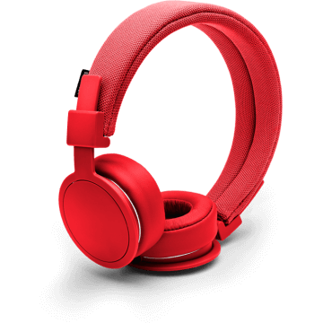 Urbanears Plattan ADV On-Ear Headphones Tomato - Urbanears - On-Ear Headphones - ListenExpert Hong Kong Buy Headphones Bluetooth Speakers 購買耳機藍芽喇叭專門店