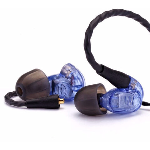 Westone UM Pro 10 Universal In-Ear Monitors 單平衡電樞入耳式監聽耳機 - Blue - Westone - In-Ear Headphones - ListenExpert Hong Kong Buy Headphones Bluetooth Speakers 購買耳機藍芽喇叭專門店