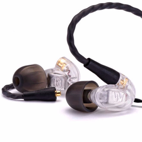 Westone UM Pro 10 Universal In-Ear Monitors 單平衡電樞入耳式監聽耳機 - Clear - Westone - In-Ear Headphones - ListenExpert Hong Kong Buy Headphones Bluetooth Speakers 購買耳機藍芽喇叭專門店