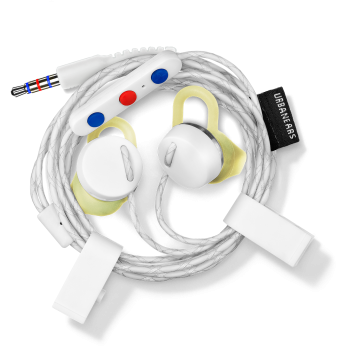 Urbanears Reimers (Apple Edition) In-Ear Headphones 入耳式耳機 - Team White - Urbanears - In-Ear Headphones - ListenExpert Hong Kong Buy Headphones Bluetooth Speakers 購買耳機藍芽喇叭專門店