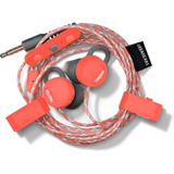 Urbanears Reimers (Apple Edition) In-Ear Headphones 入耳式耳機 - Rush Orange - Urbanears - In-Ear Headphones - ListenExpert Hong Kong Buy Headphones Bluetooth Speakers 購買耳機藍芽喇叭專門店