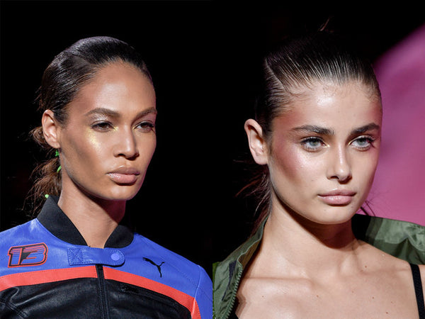 OUR FAVE BEAUTY LOOKS FROM NYFW & LFW