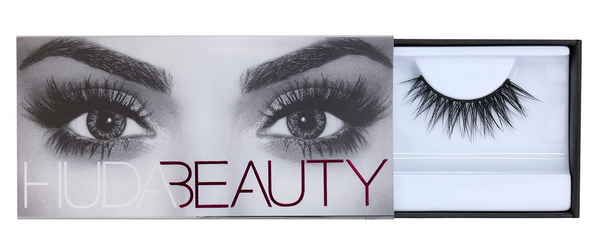 Huda Beauty Faux Mink Eyelashes #12 Farrah