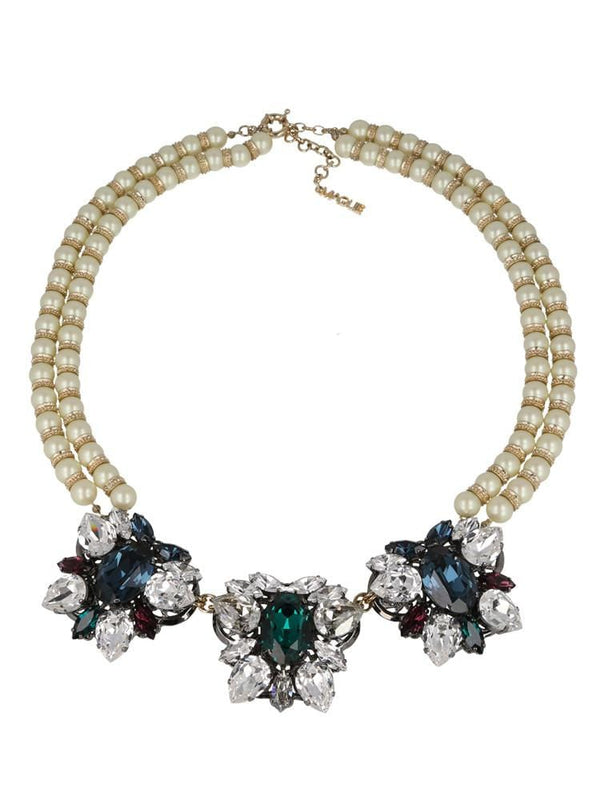 I'M LOVE WITH COCO PEARL NECKLACE - HOUSE OF MAGUIE