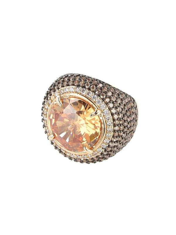 House of Maguie ACCESSORIES TONNEL ROSE GOLD RING