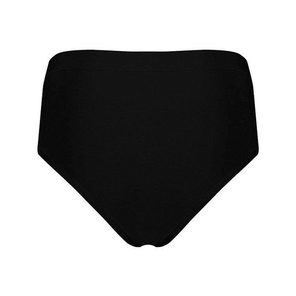 House of Maguie KNICKERS Miss Beyonce  black  high waisted bandage knickers