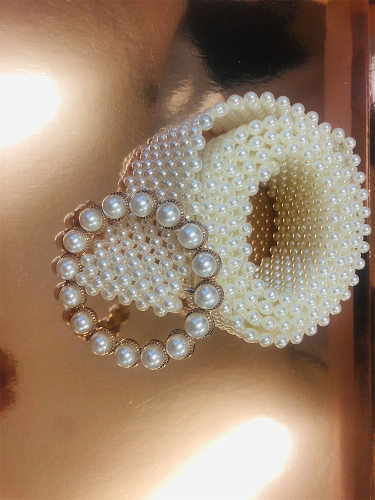 Pearl Beads Belt