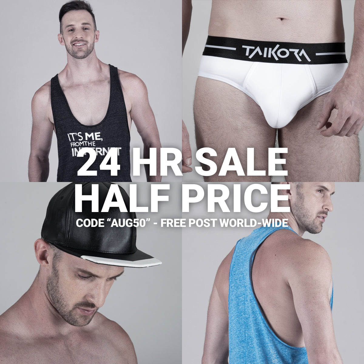 50% Off with code AUG50 for 24 hours!