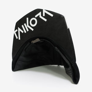 PHOBOS PRIME Leather Hat, hats - TAIKORA