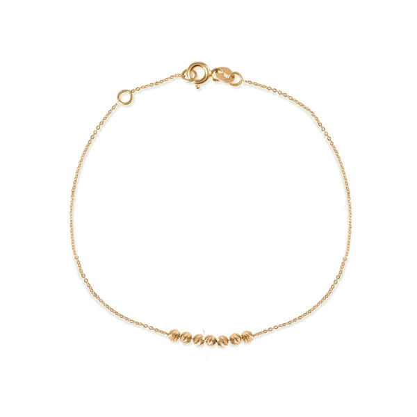 GFG Jewellery Bracelet Ellie Bracelet - Yellow Gold